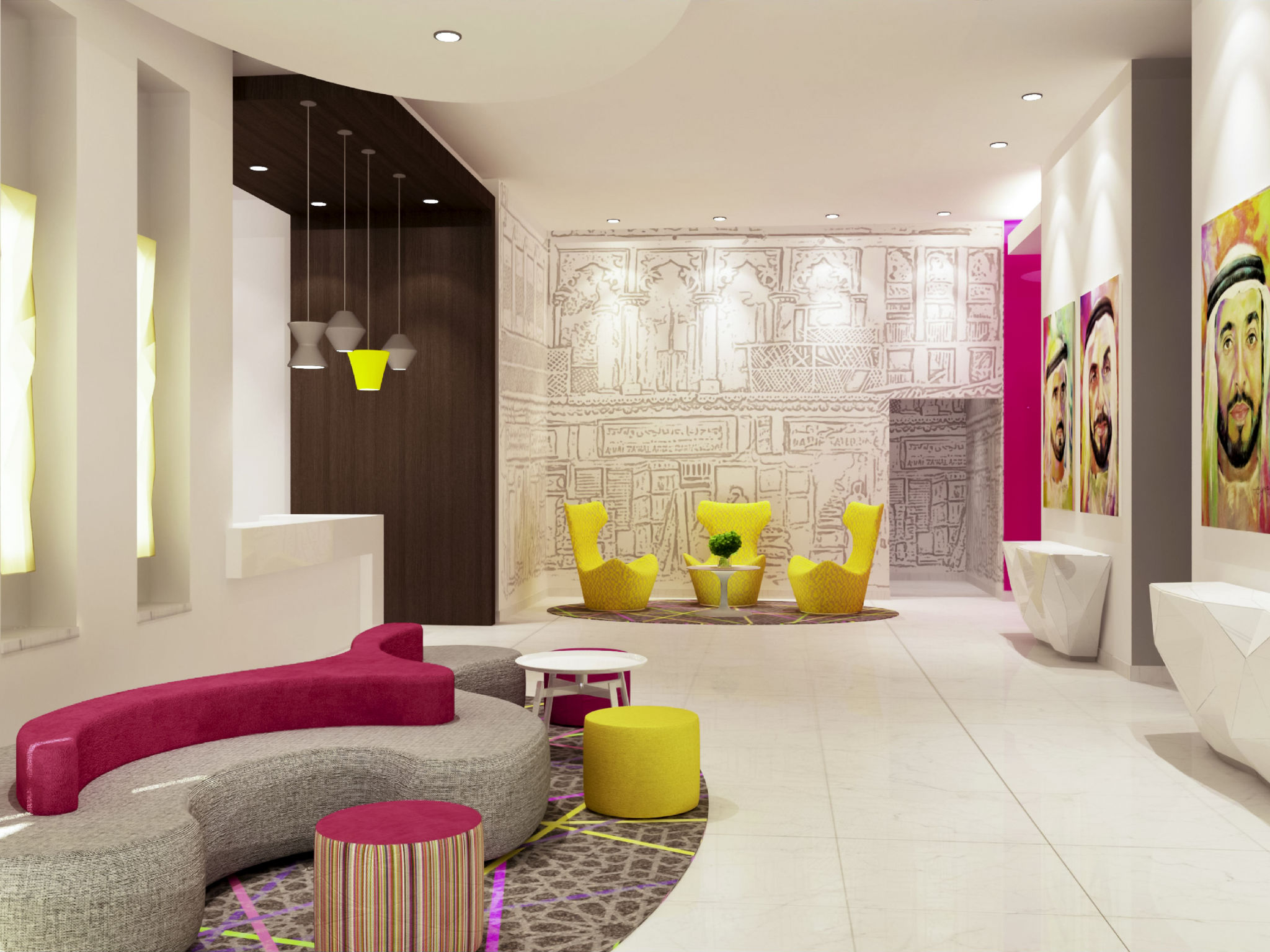 Отель — ibis Styles Sharjah