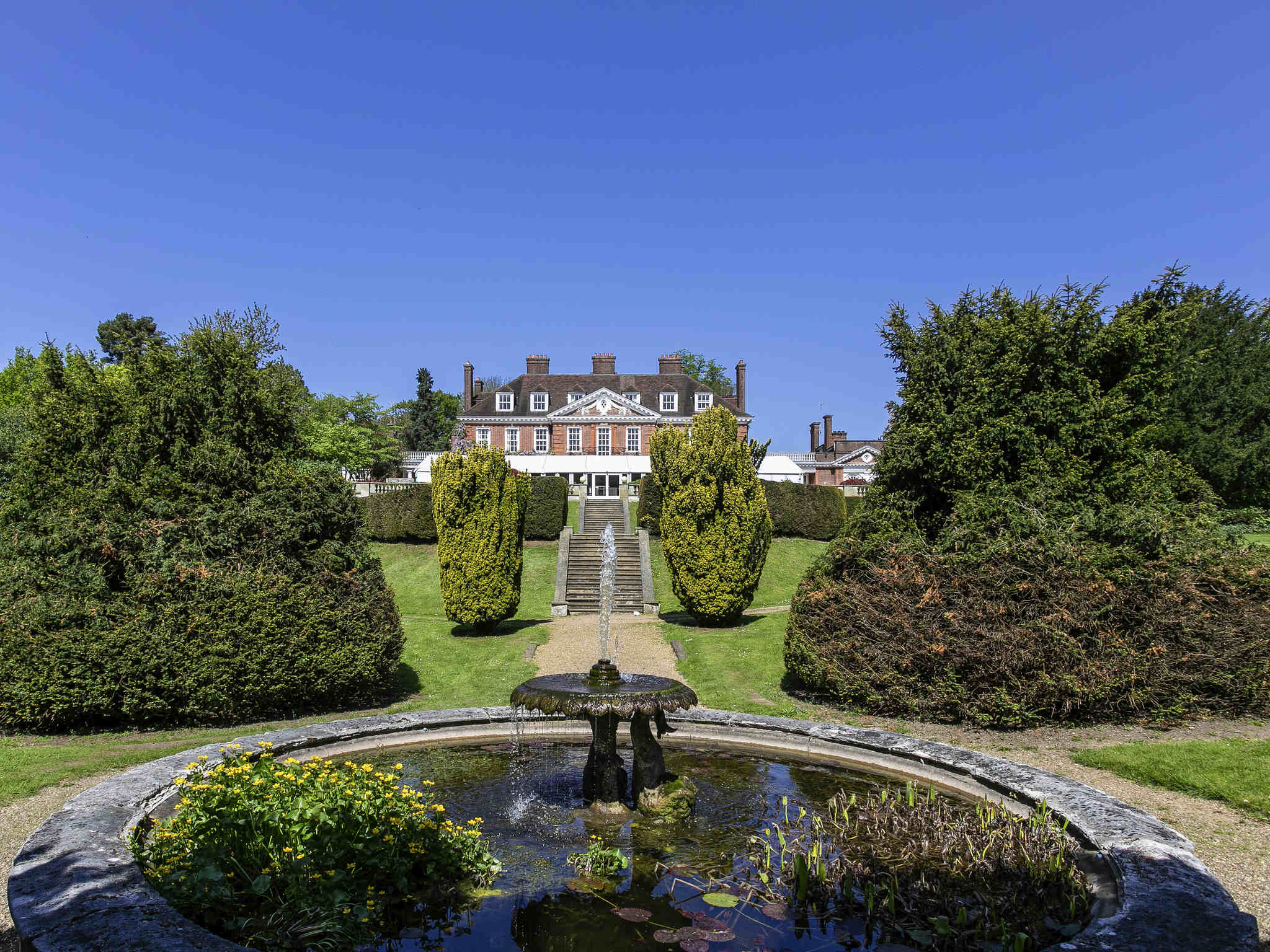 Hôtel - Mercure London North Watford Hunton Park Hotel