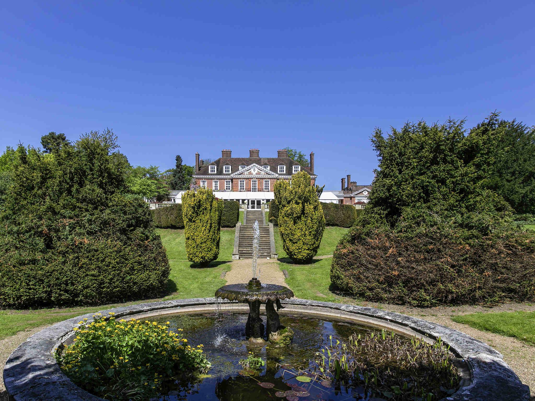 Hotell – Mercure London North Watford Hunton Park Hotel