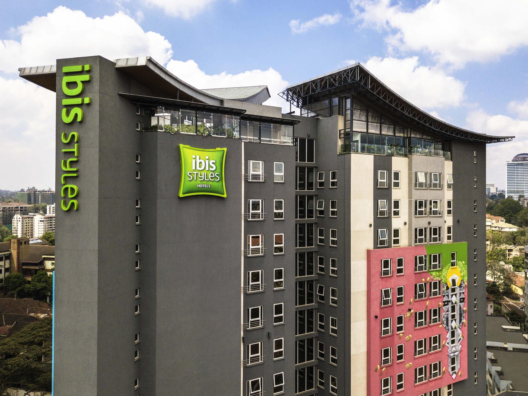 Hotel In NAIROBI Ibis Styles Nairobi Westlands - Where is nairobi