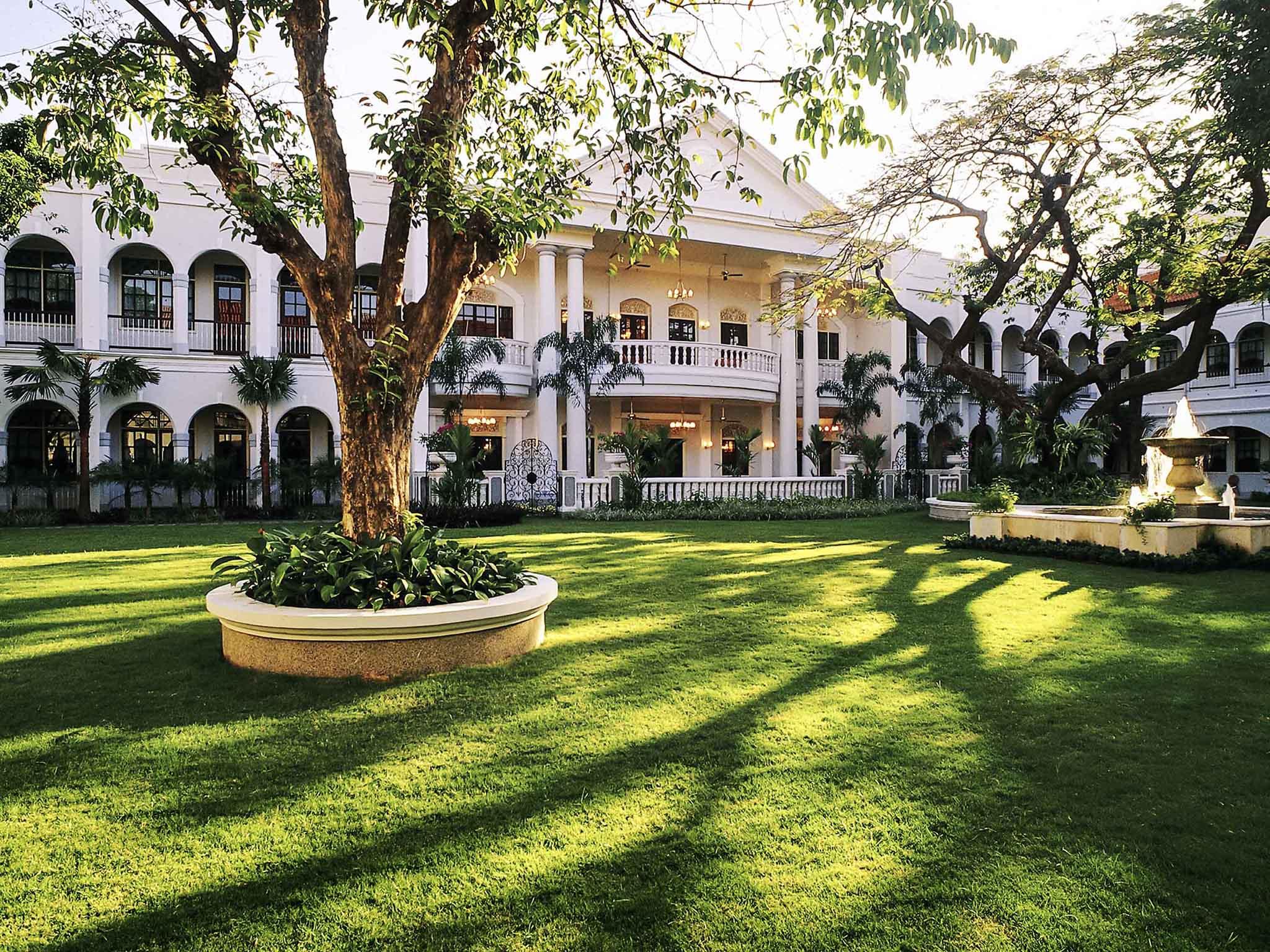 酒店 – 由雅高酒店集团管理的泗水满者伯夷酒店