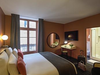 Hôtel Nantes Centre Passage Pommeraye
