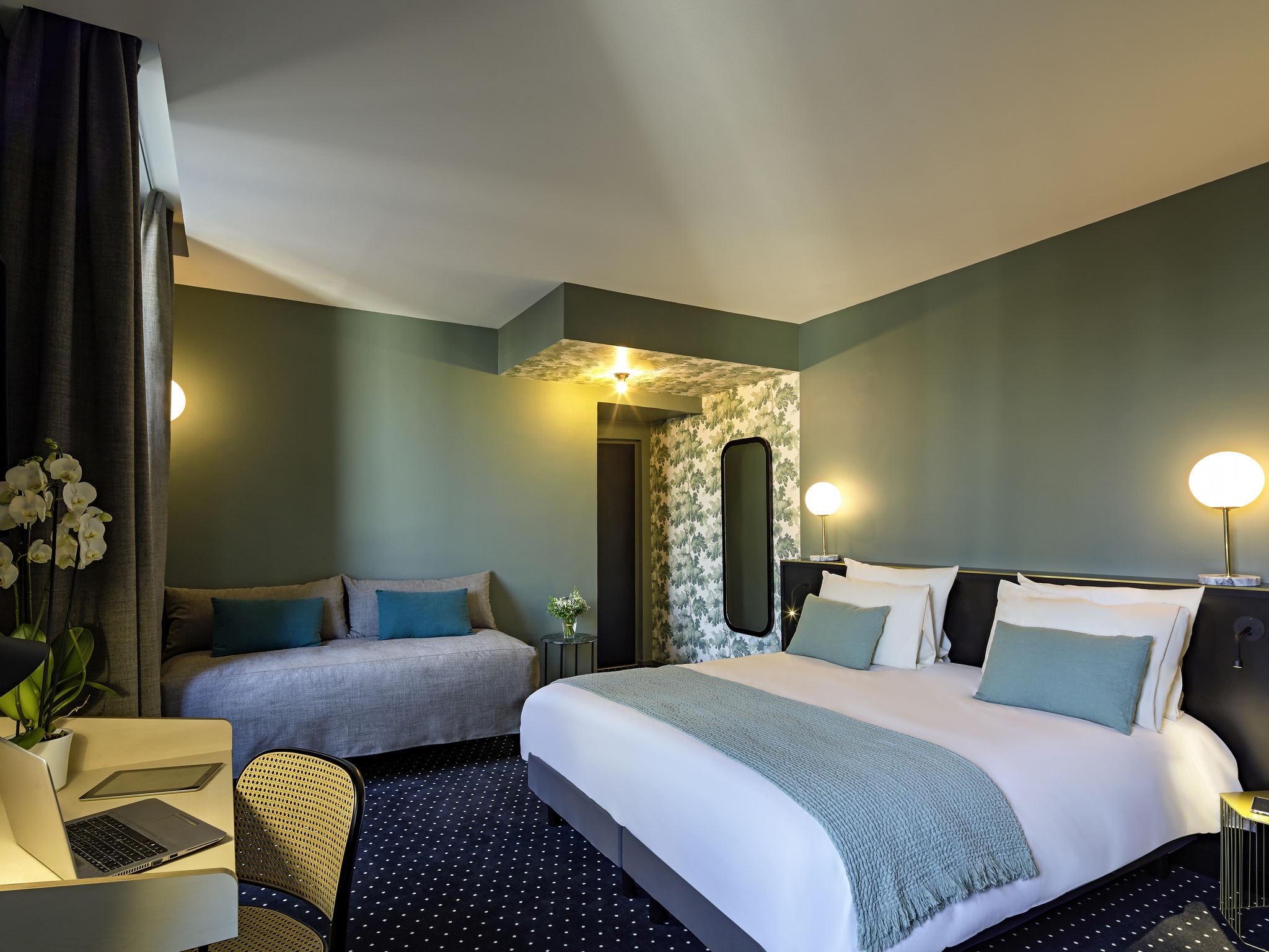 Hotel in NANTES - Nantes Centre Passage Pommeraye Hotel