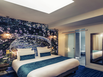 Hôtel Mercure Paris Suresnes Longchamp (Opening January 2018)