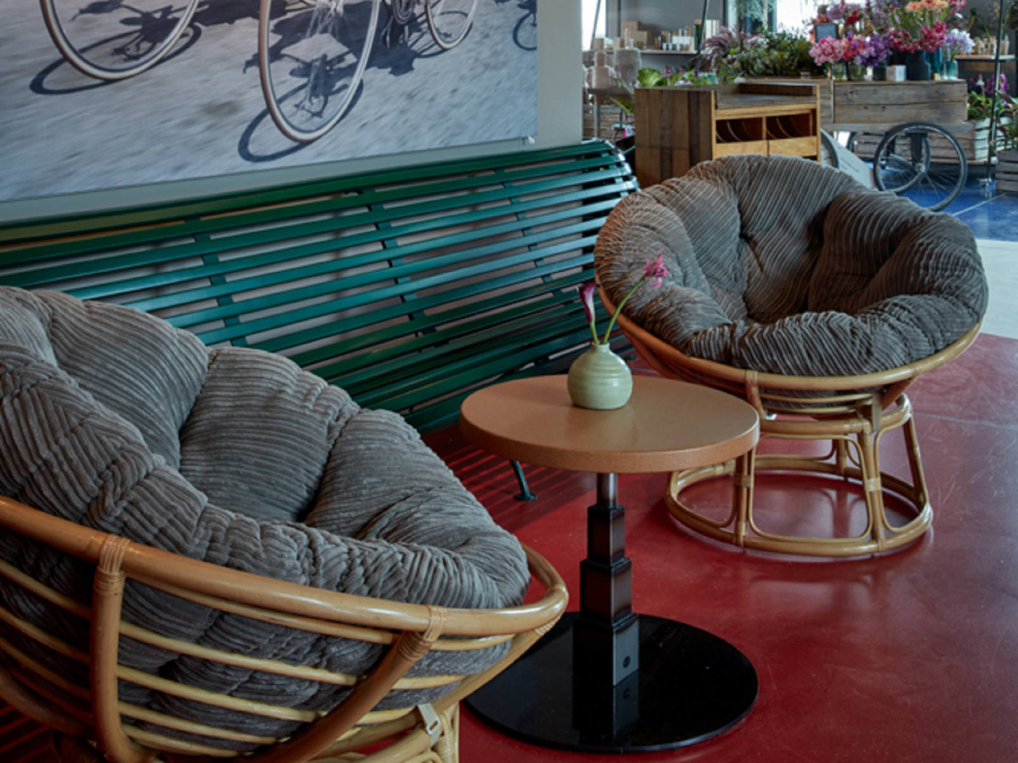 Hotel – 25hours Hotel Duesseldorf Das Tour