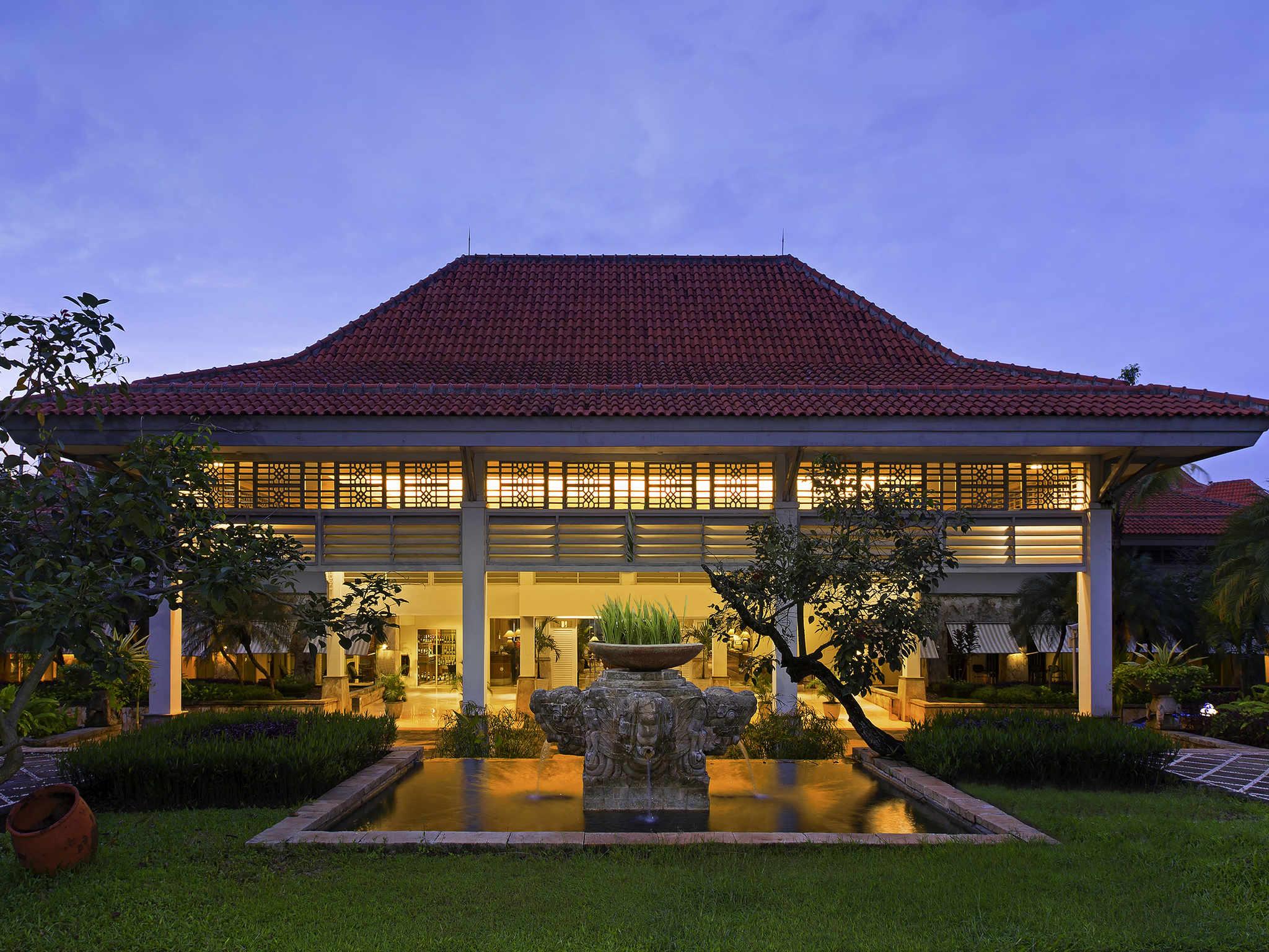 酒店 – 班德拉国际酒店,由 AccorHotels 管理