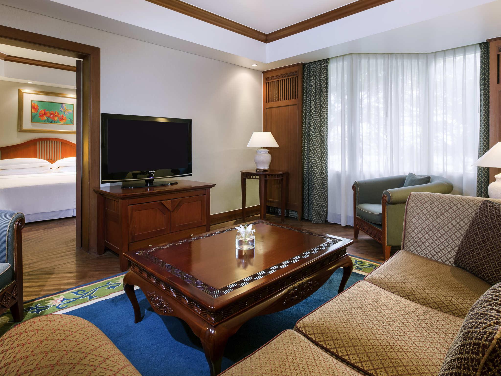Hotel In Jakarta Bandara International Hotel Managed By Accorhotels