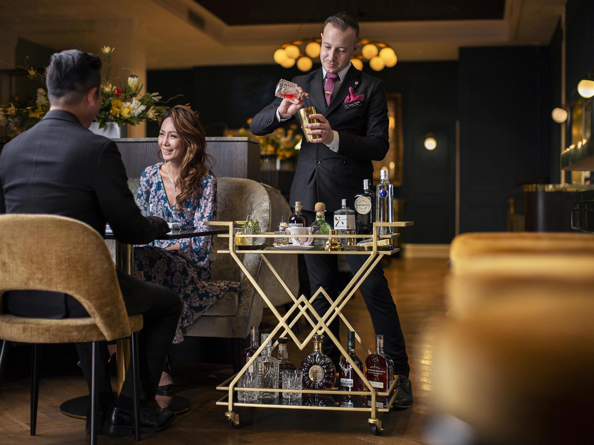 Отель — Гранд Виндзор Окленд - MGallery by Sofitel