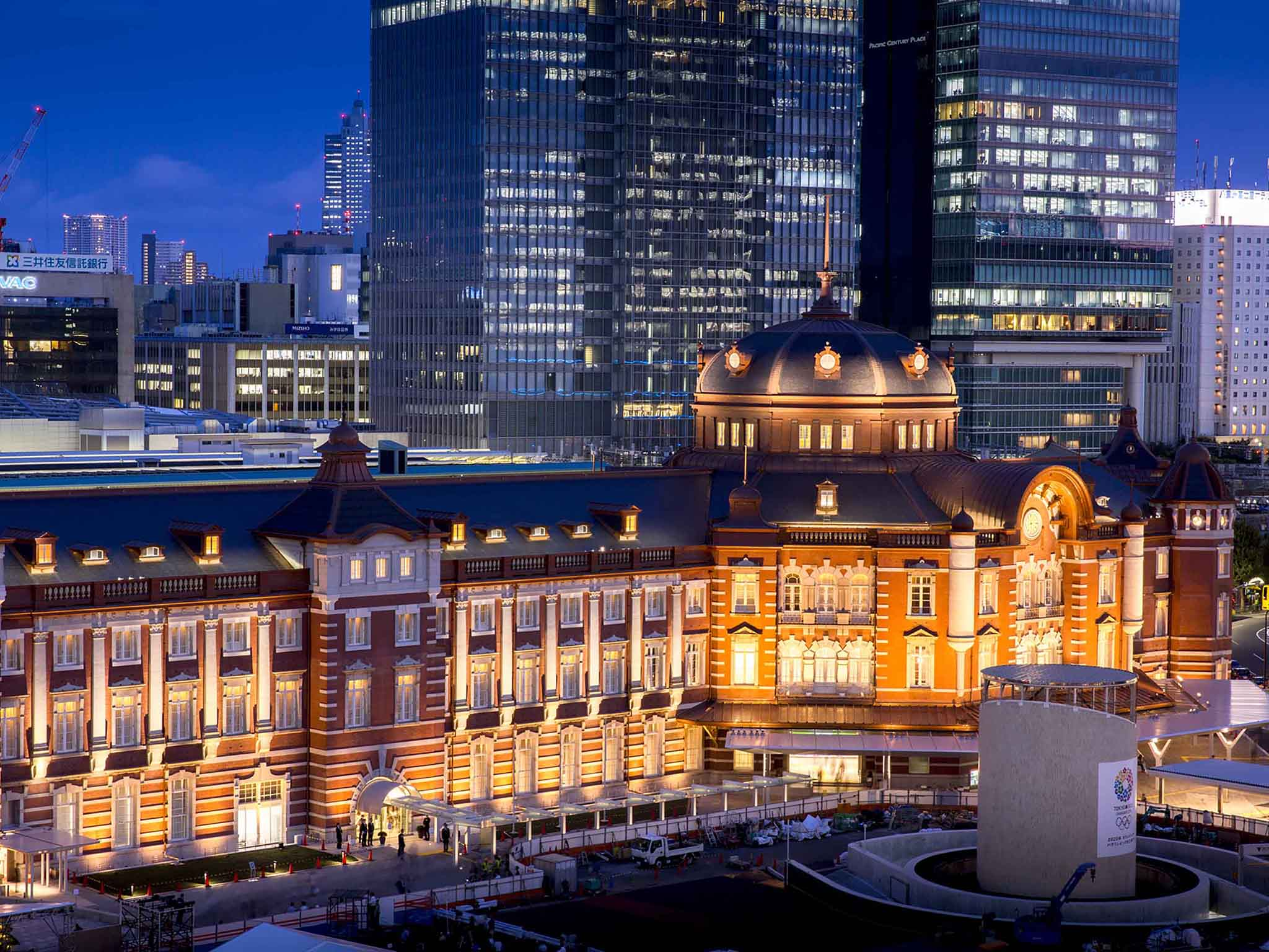 Hotel Nihonbashi Saibo Hotel In Tokyo The Tokyo Station Hotel