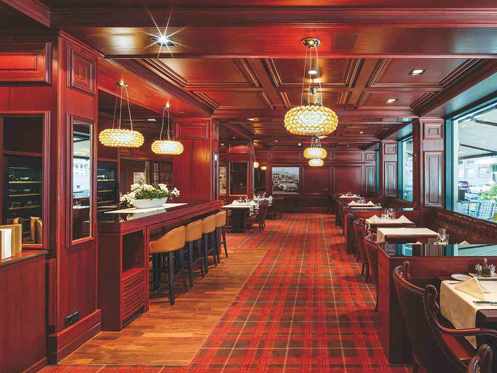 Hotel in zurich fifa hotel ascot for Seafood bar zurich