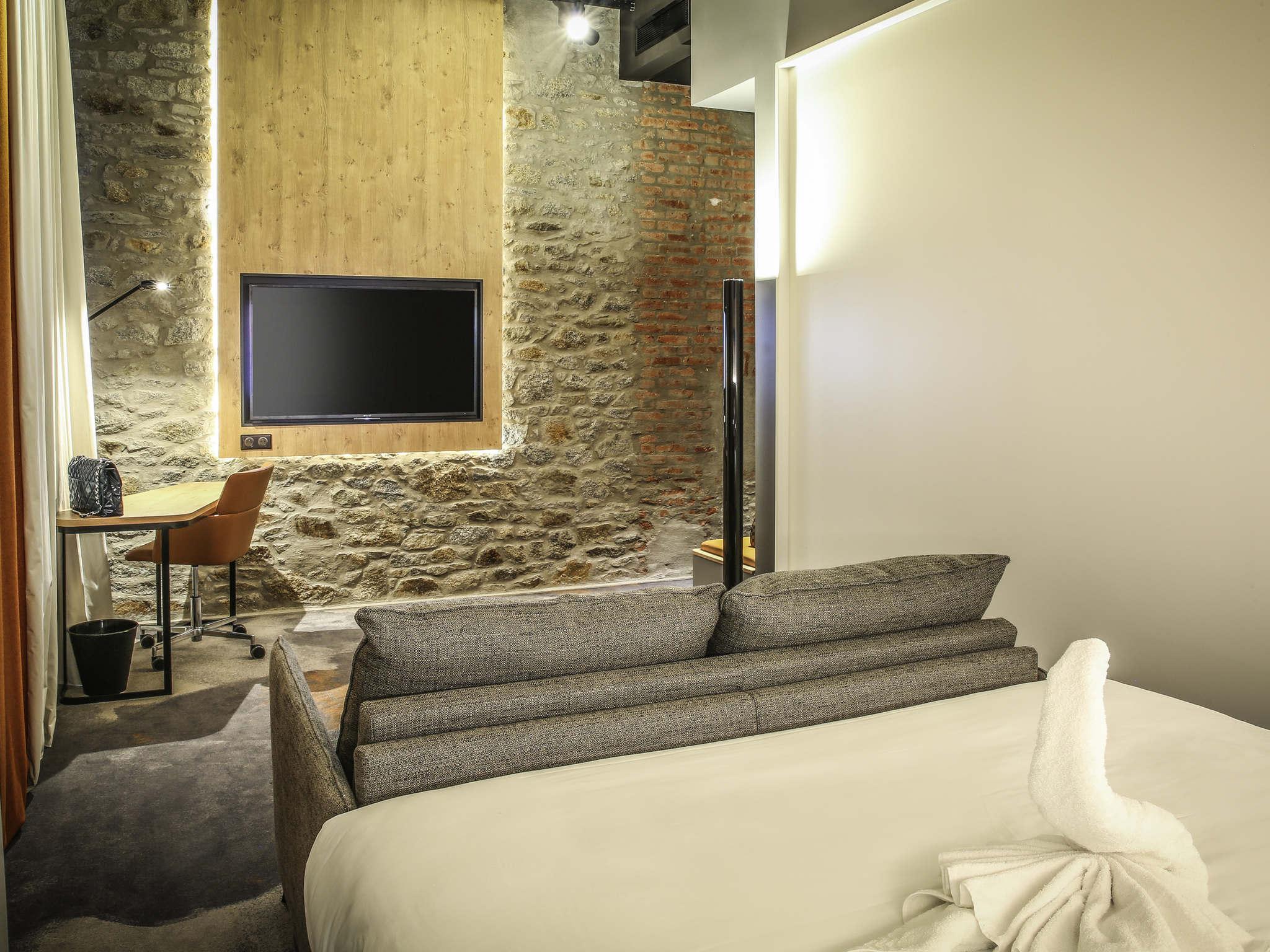 h tel saint brieuc novotel saint brieuc centre gare. Black Bedroom Furniture Sets. Home Design Ideas