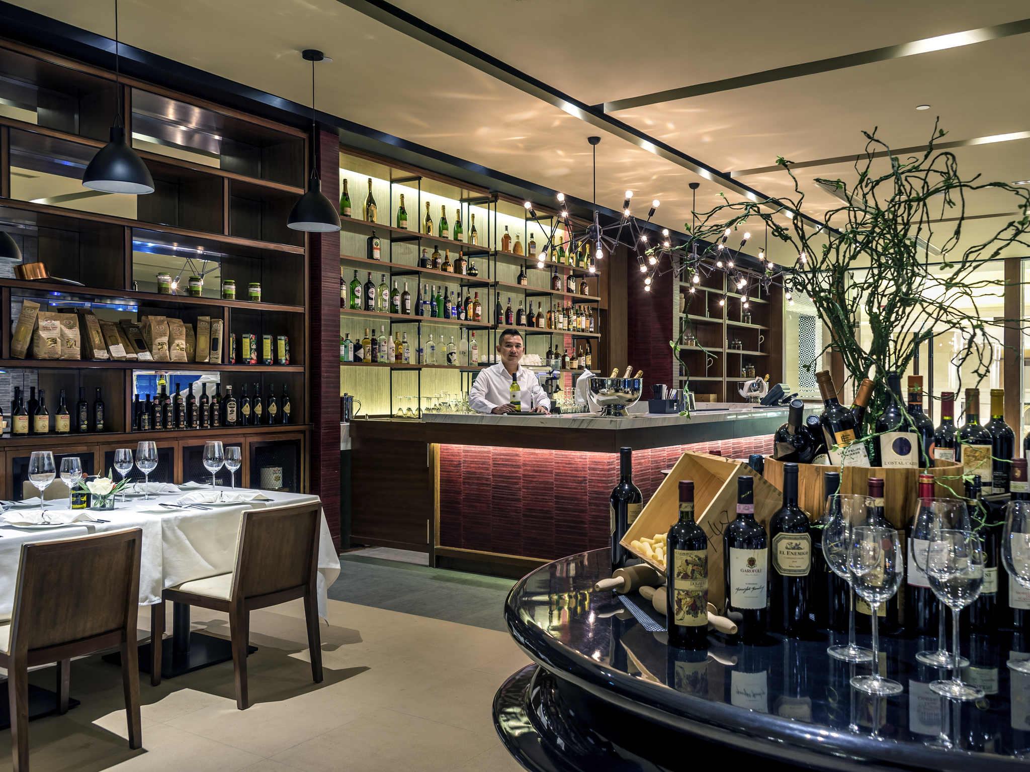 Image result for E'cucina at Pullman Yangon Centrepoint