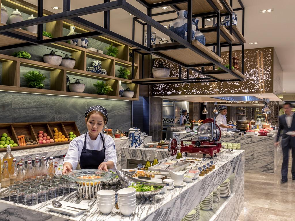 The Merchant Yangon Restaurants By Accorhotels