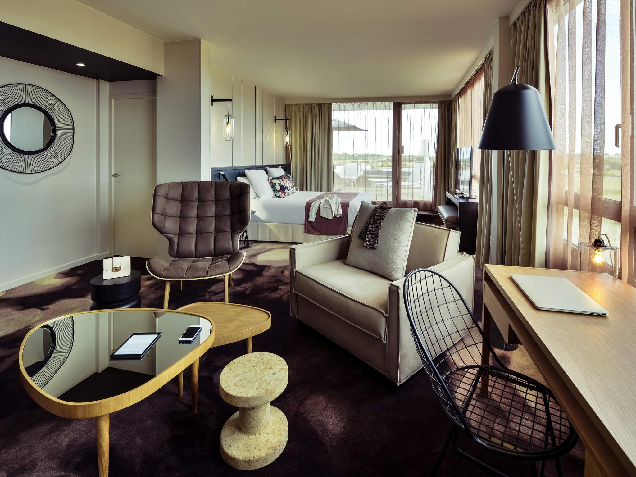 فندق - Hôtel Mercure Lyon Genas Eurexpo