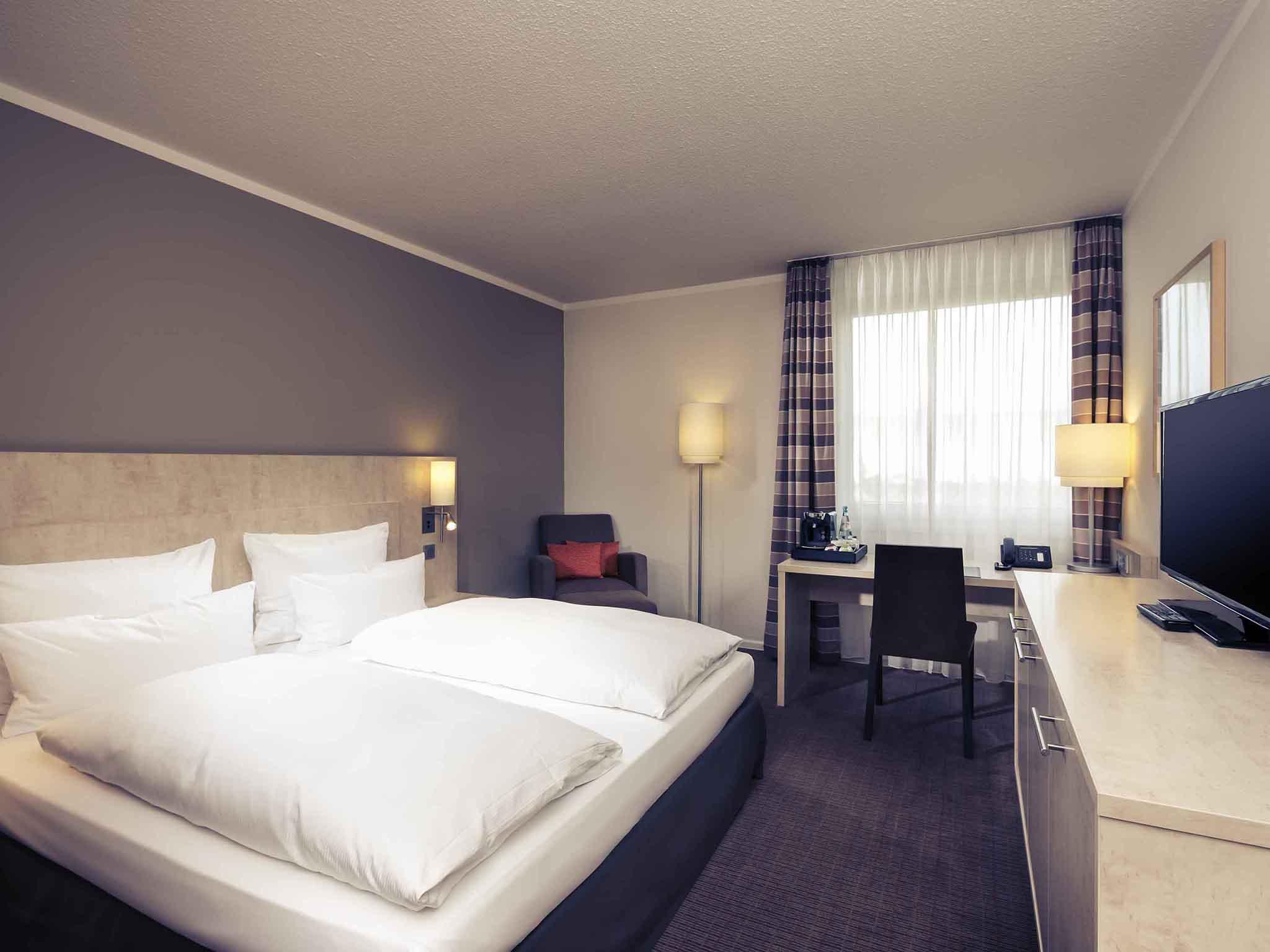 โรงแรม – Mercure Hotel Duesseldorf Sued