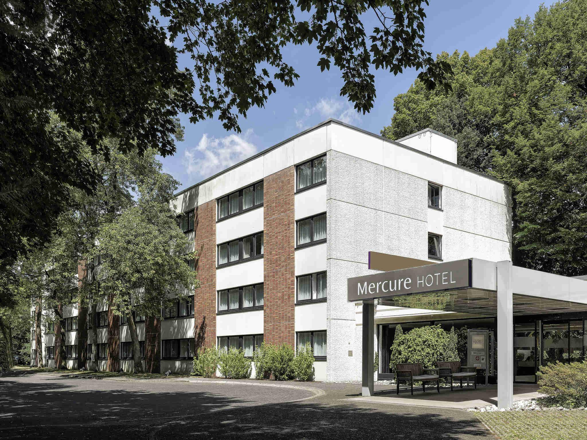 Hotell – Mercure Hotel Bielefeld Johannisberg