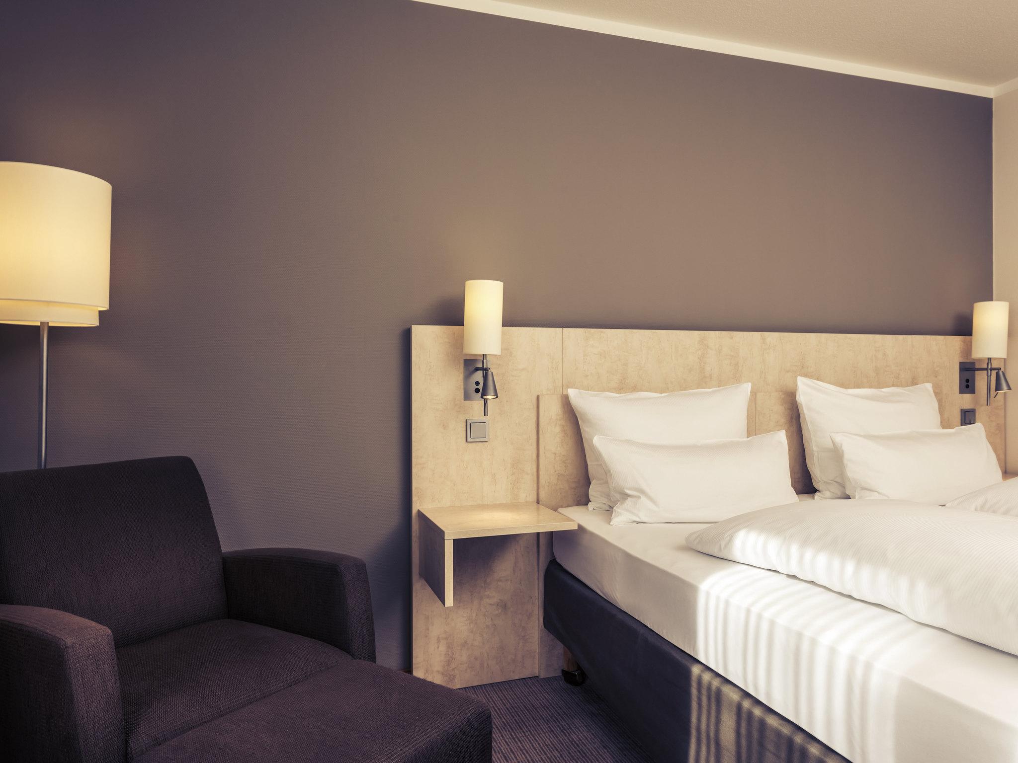 Hotel in BIELEFELD - Mercure Hotel Bielefeld Johannisberg
