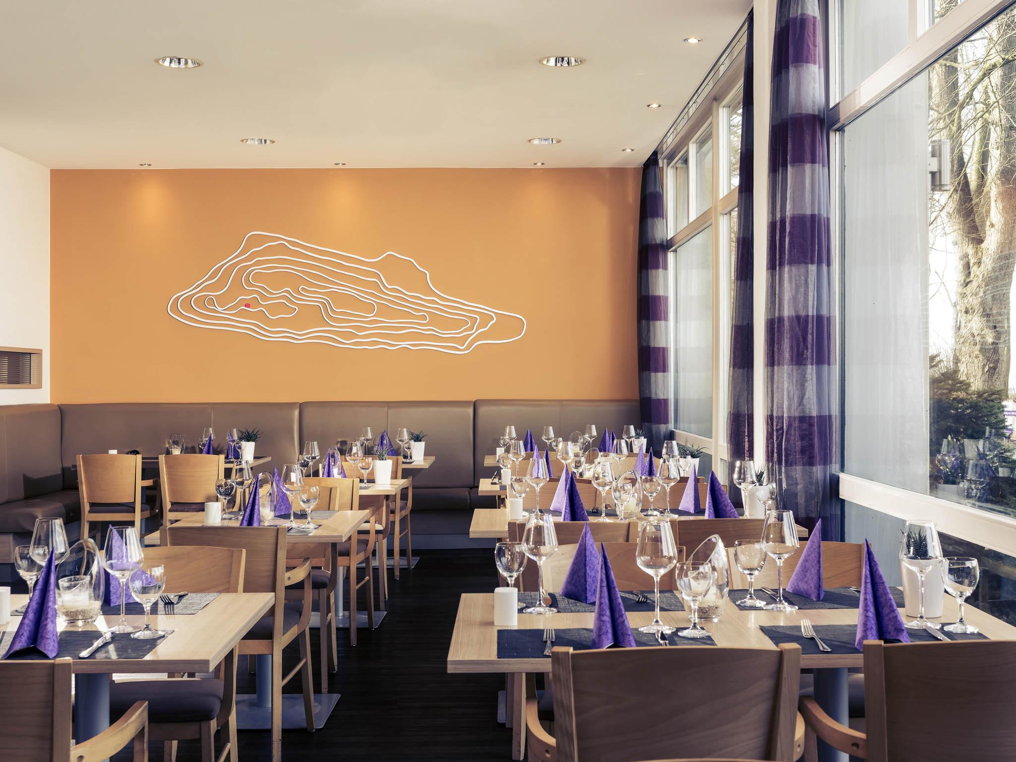 Mercure Hotel Bielefeld Restaurant