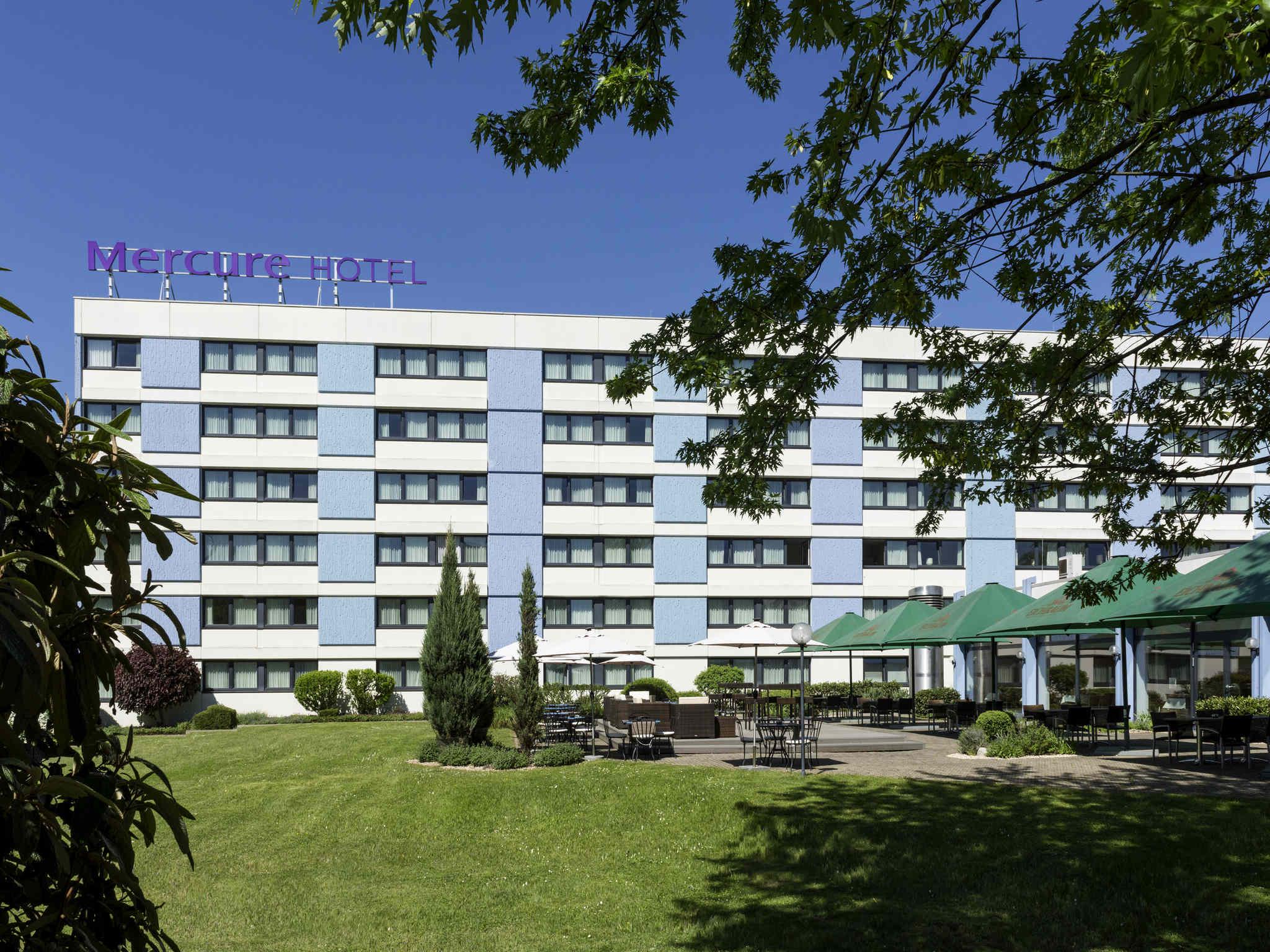 Otel – Mercure Hotel Mannheim Am Friedensplatz