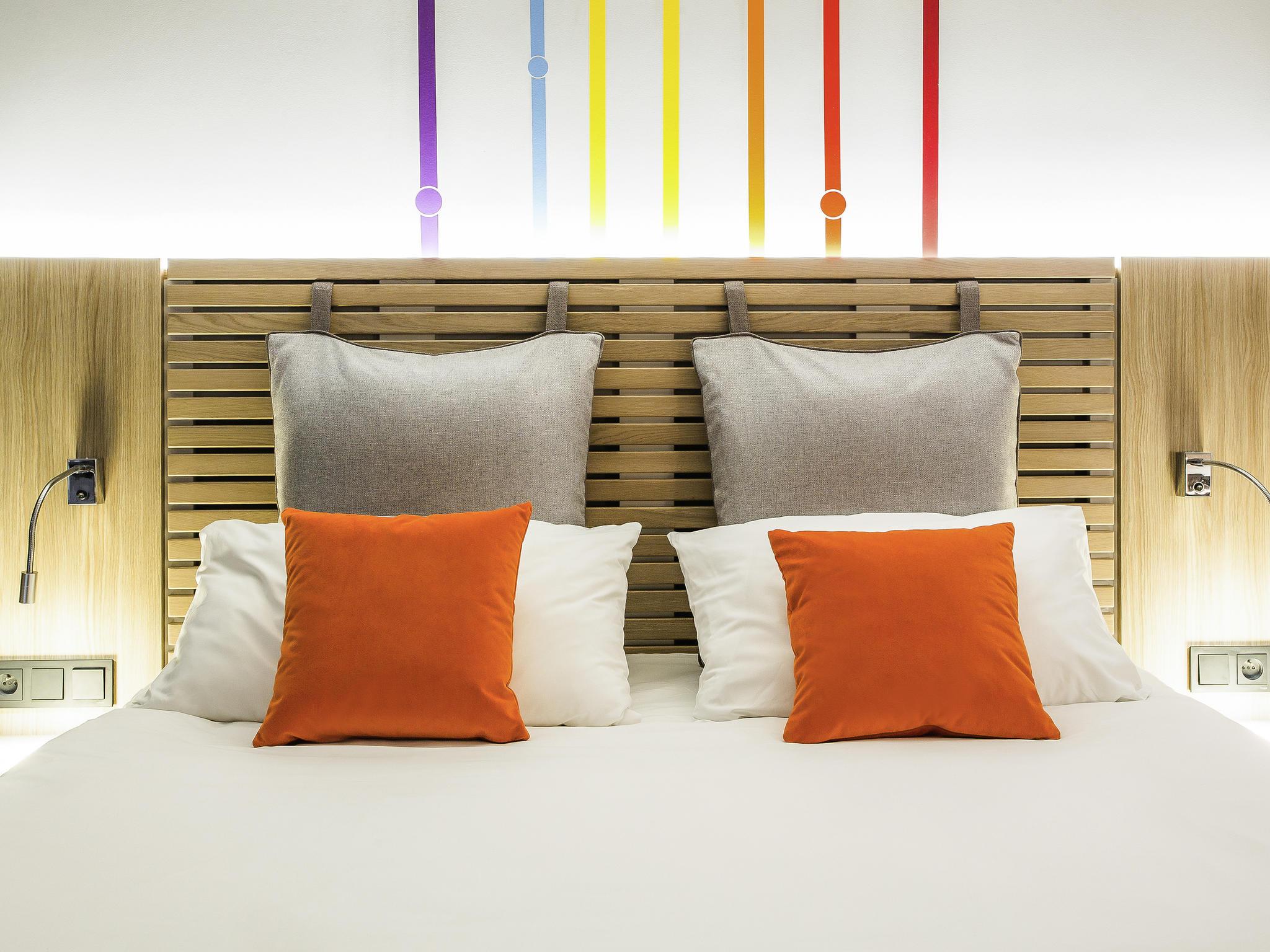 Отель — ibis Styles Варшава Сити