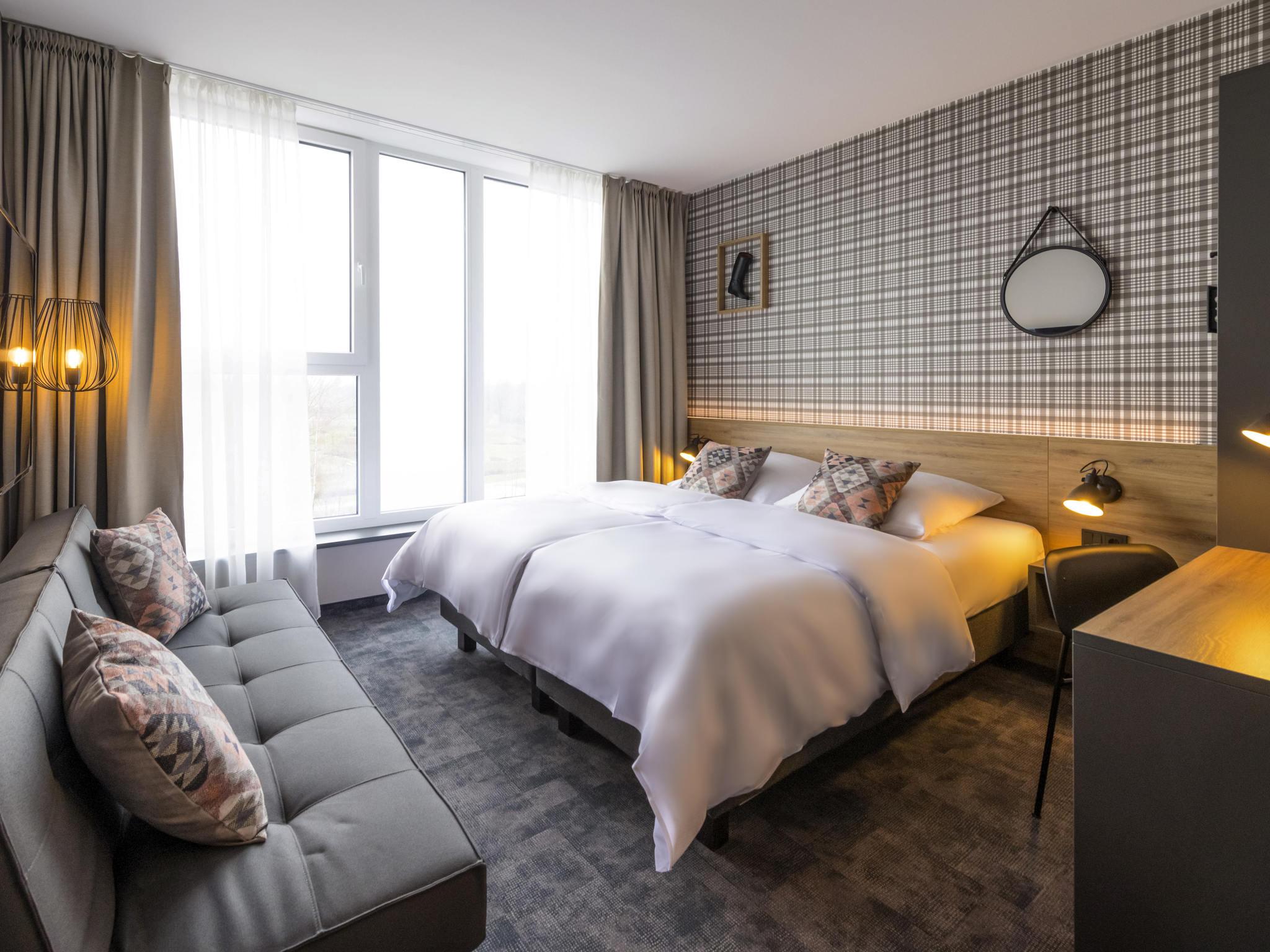 ホテル – ibis Styles Vechta (Opening February 2019)