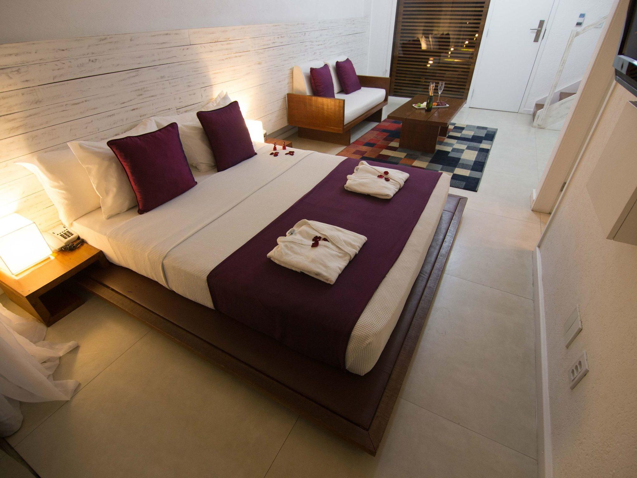 Quartos serena hotel boutique buzios