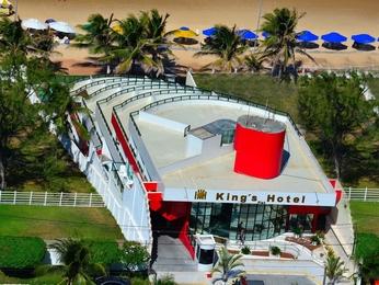 King s Flat Hotel Ponta Negra Beira Mar