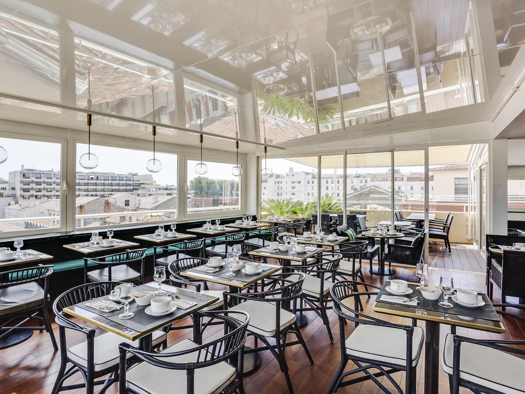 Hotel – Hotel Centro de Cannes Univers