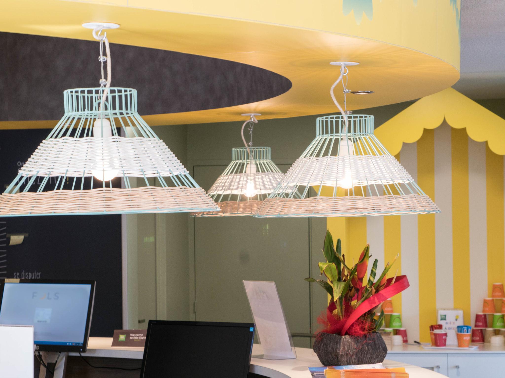 酒店 – ibis Styles Perpignan Canet-en-Roussillon