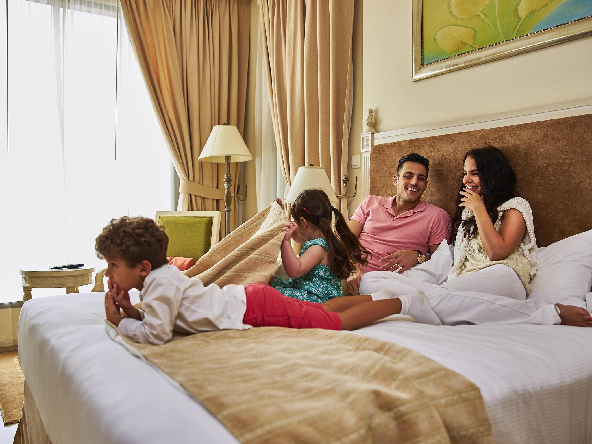 โรงแรม – เมอร์เคียว โฮเทล อพาร์ทเมนท์ ดูไบ บาชา ไฮทส์