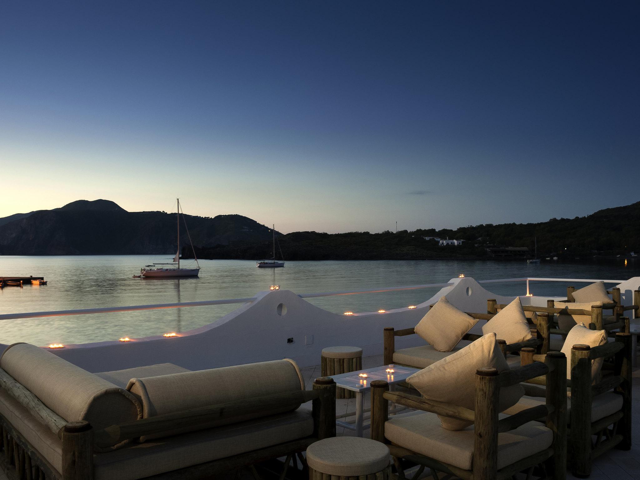 فندق - Mercure Vulcano Mari del Sud Resort