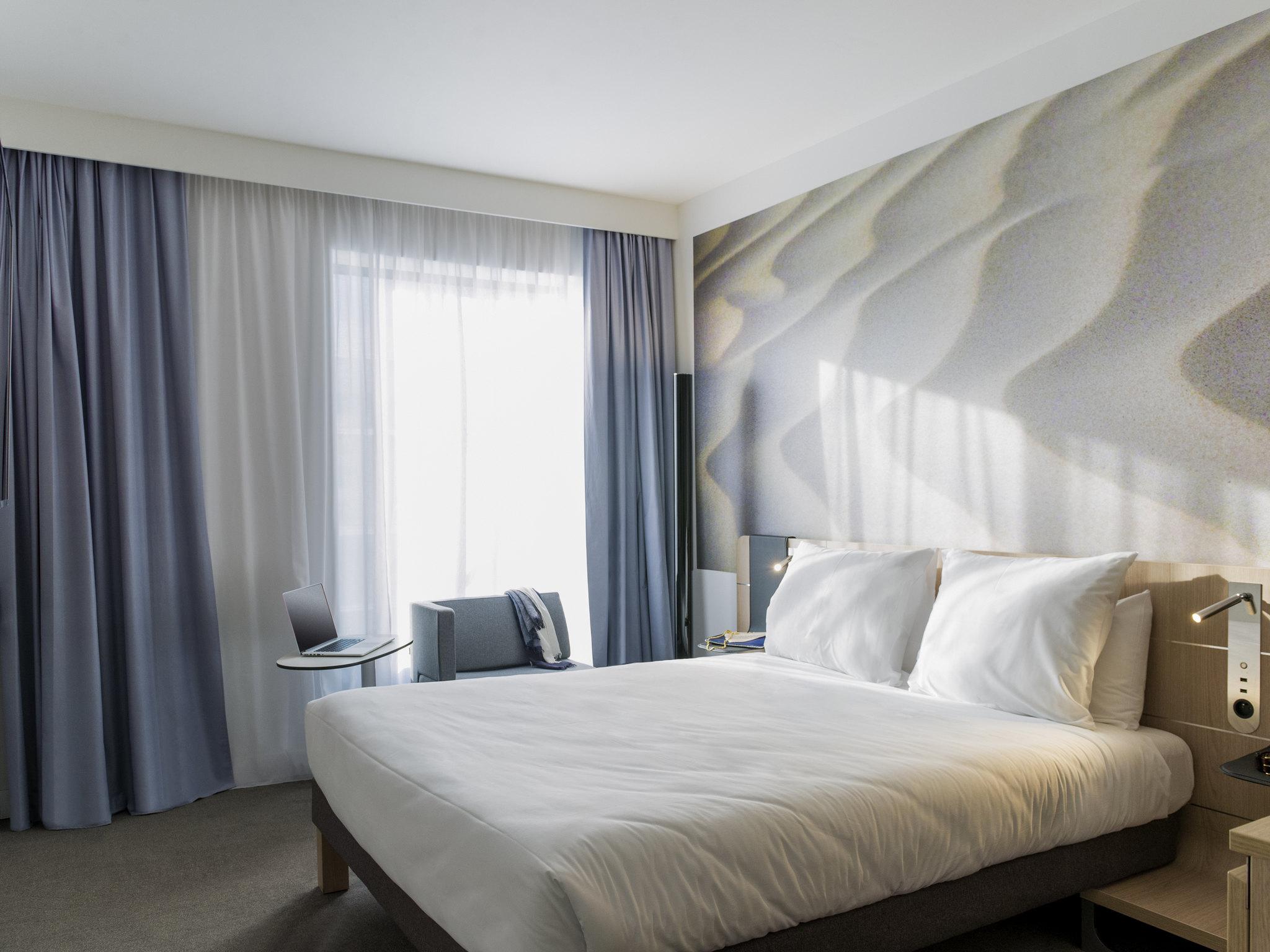 Hotell – Novotel Charleroi Centre