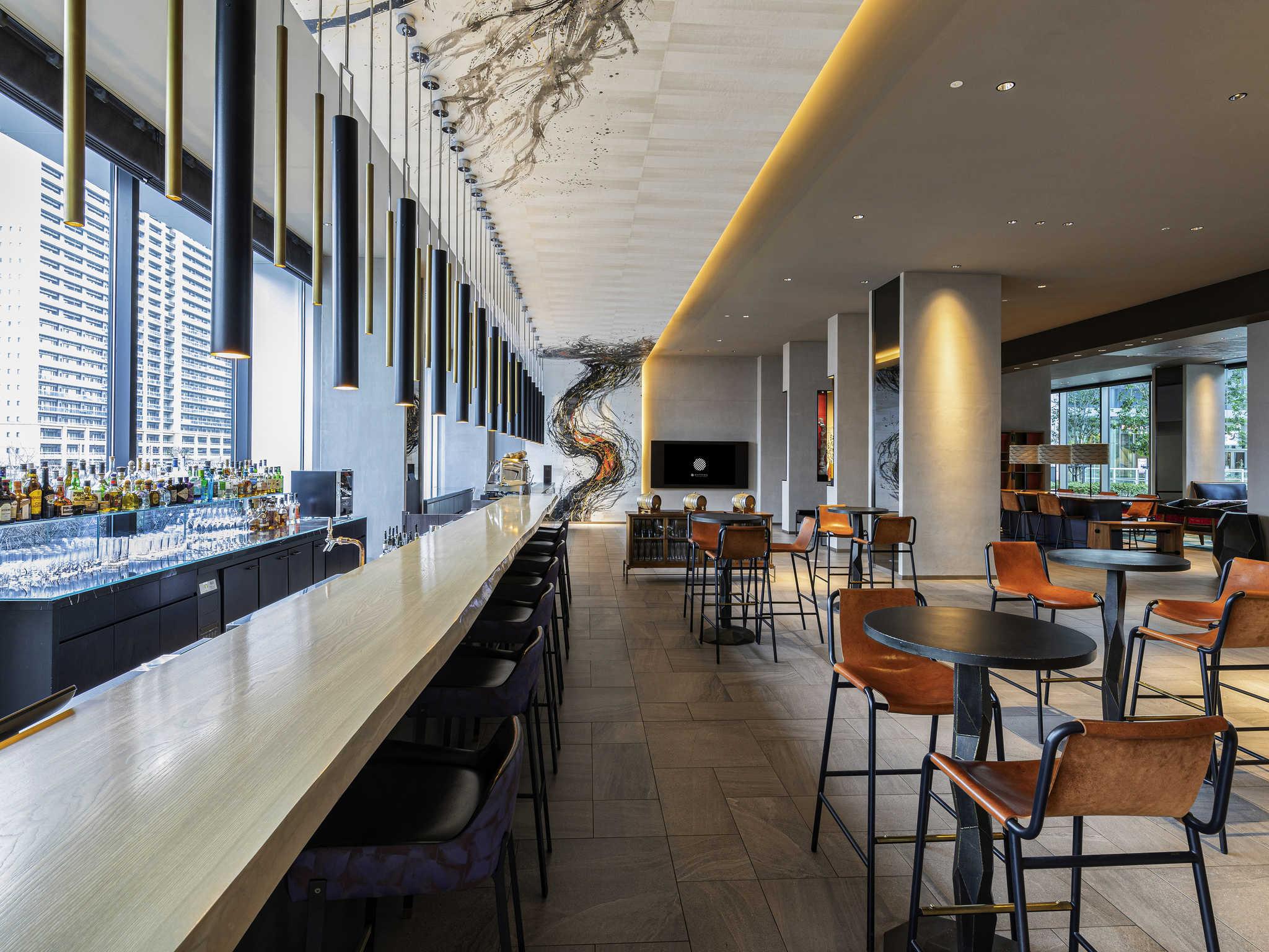 Hotel – Pullman Tokyo Tamachi