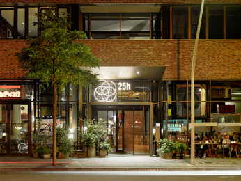 25hours Hotel Hamburg HafenCity