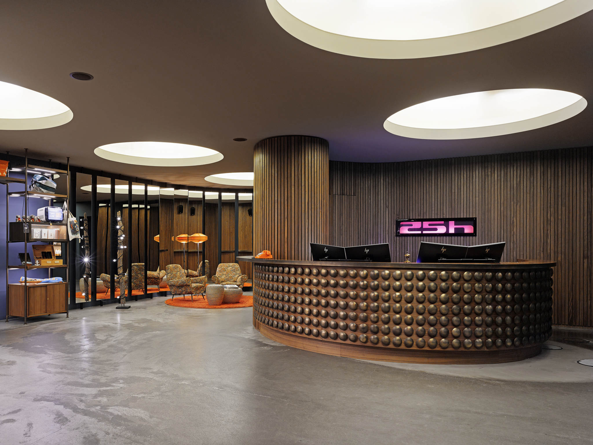 Hotel – 25hours Hotel Hamburg Number One