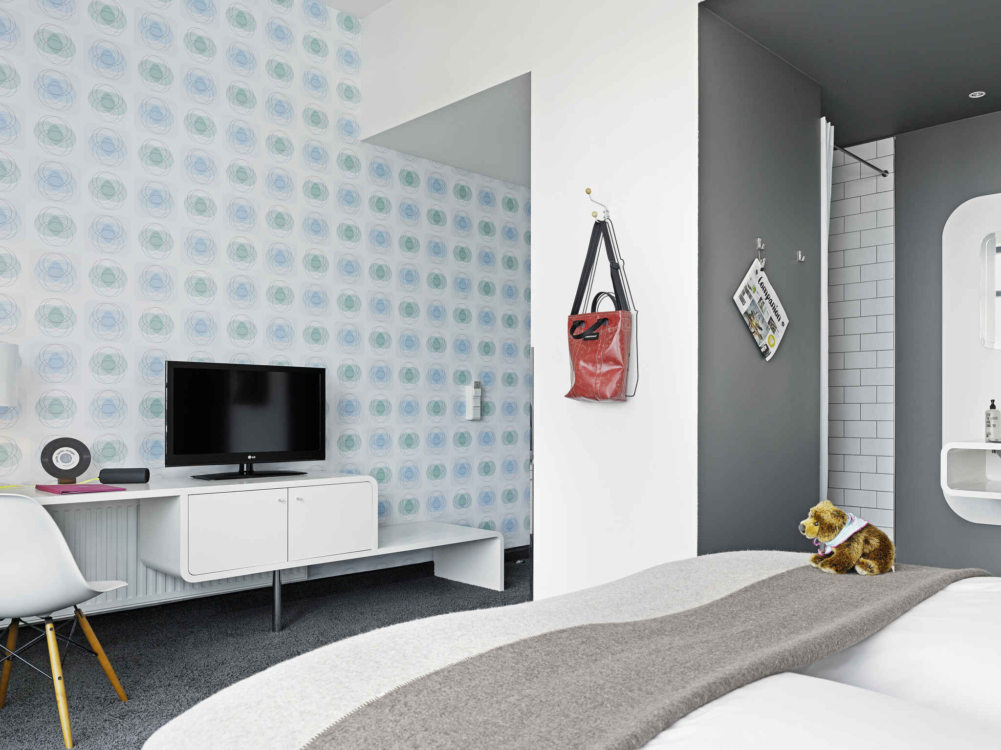 ... Rooms   25hours Hotel Hamburg Number One ...
