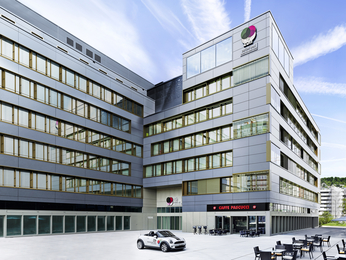 25hours Hotel Zurich West