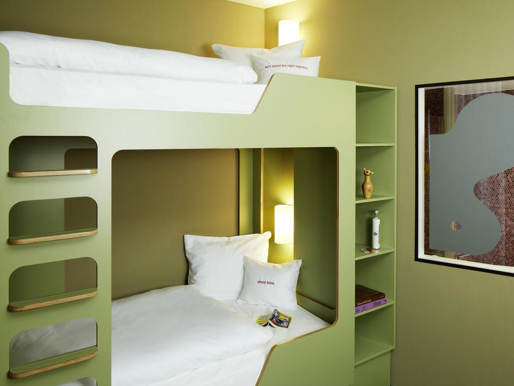Etagenbett Zürich : Hotel in zurich hours zürich west