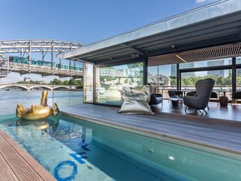 Hotel Off Paris Seine