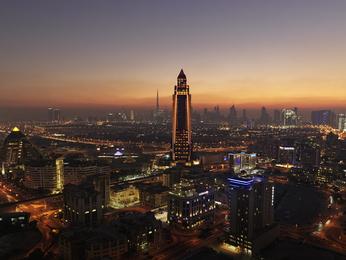 Sofitel Dubai The Obelisk Hotel