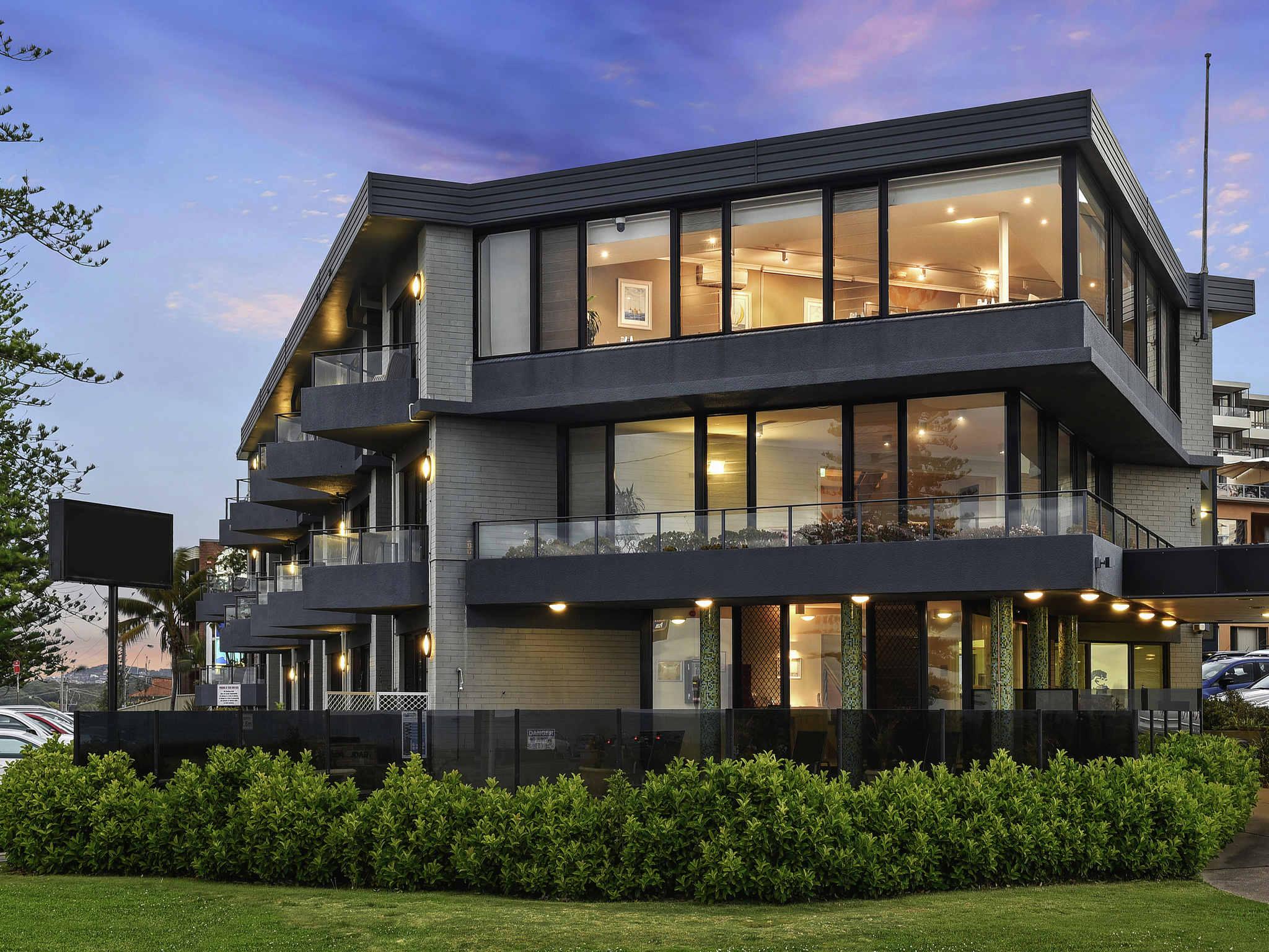 โรงแรม – ibis Styles Port Macquarie