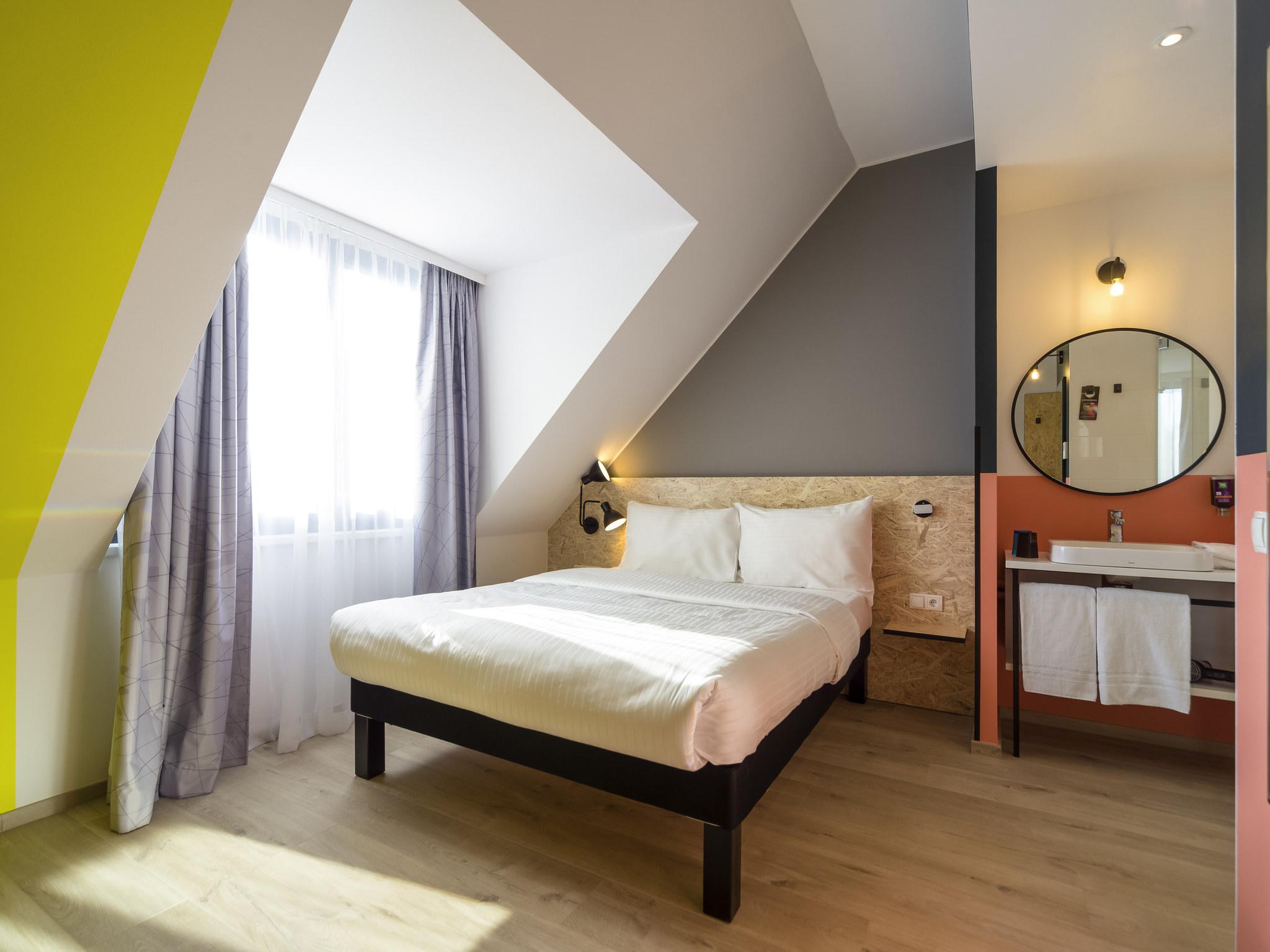 Hotel – ibis Styles Wien Messe Prater (otwarcie w listopadzie 2018 roku)