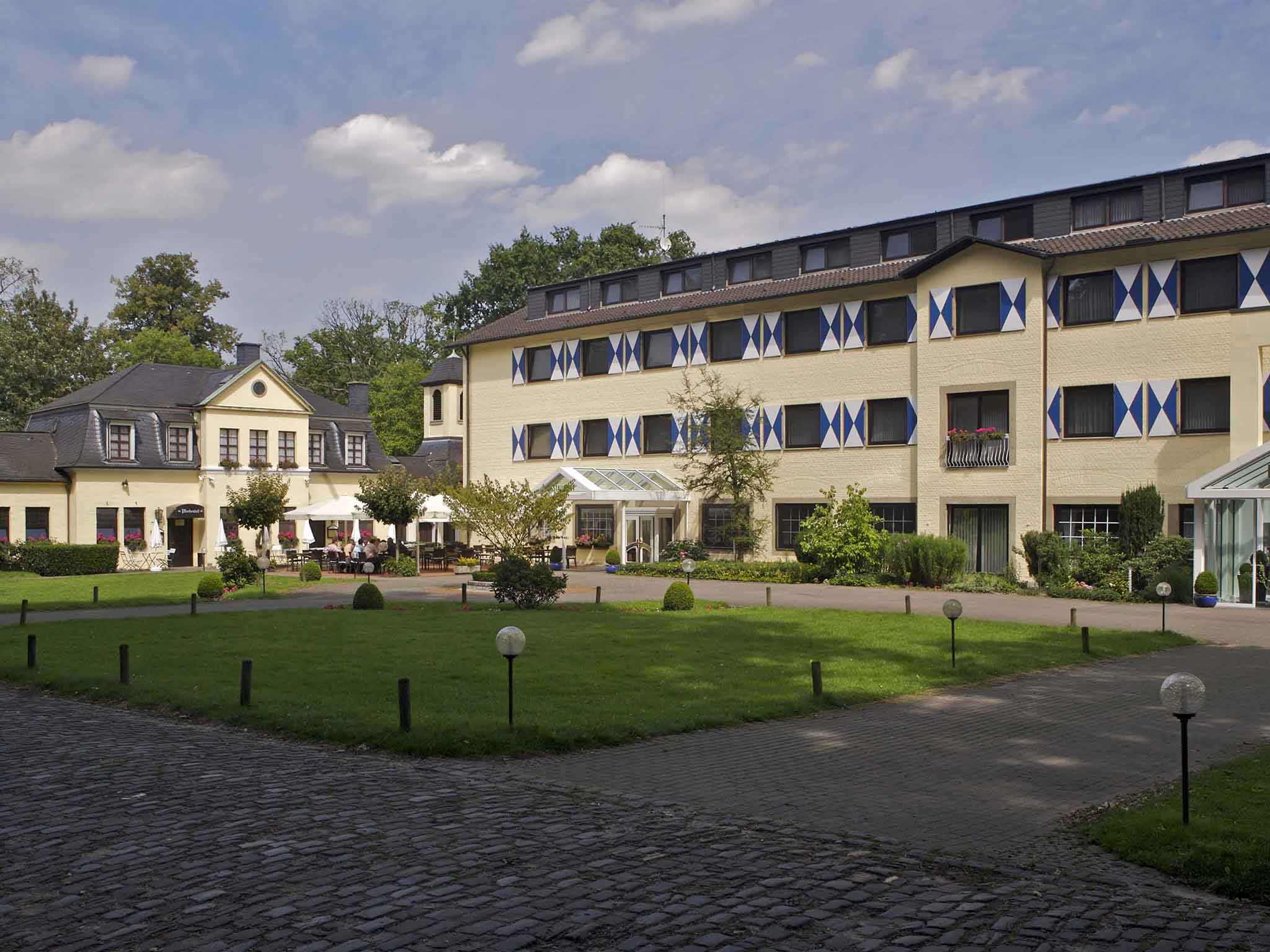 Hotel in munster parkhotel hohenfeld m nster for Hotel munster schwimmbad