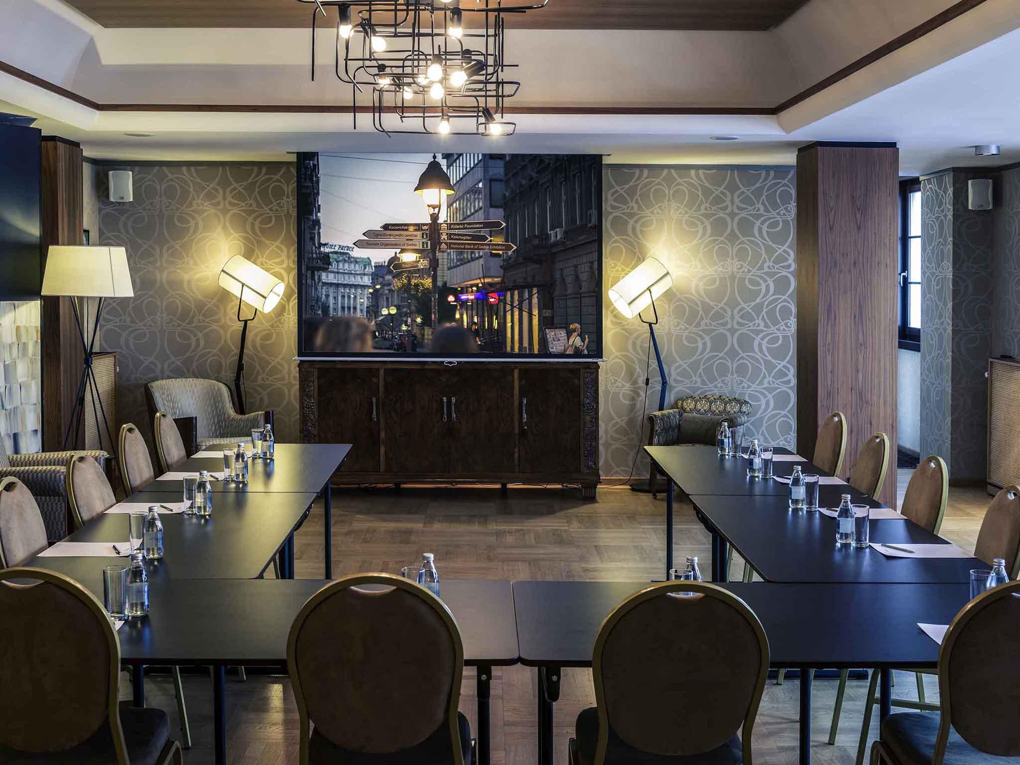 Hotel in BELGRADE Mercure Belgrade Excelsior