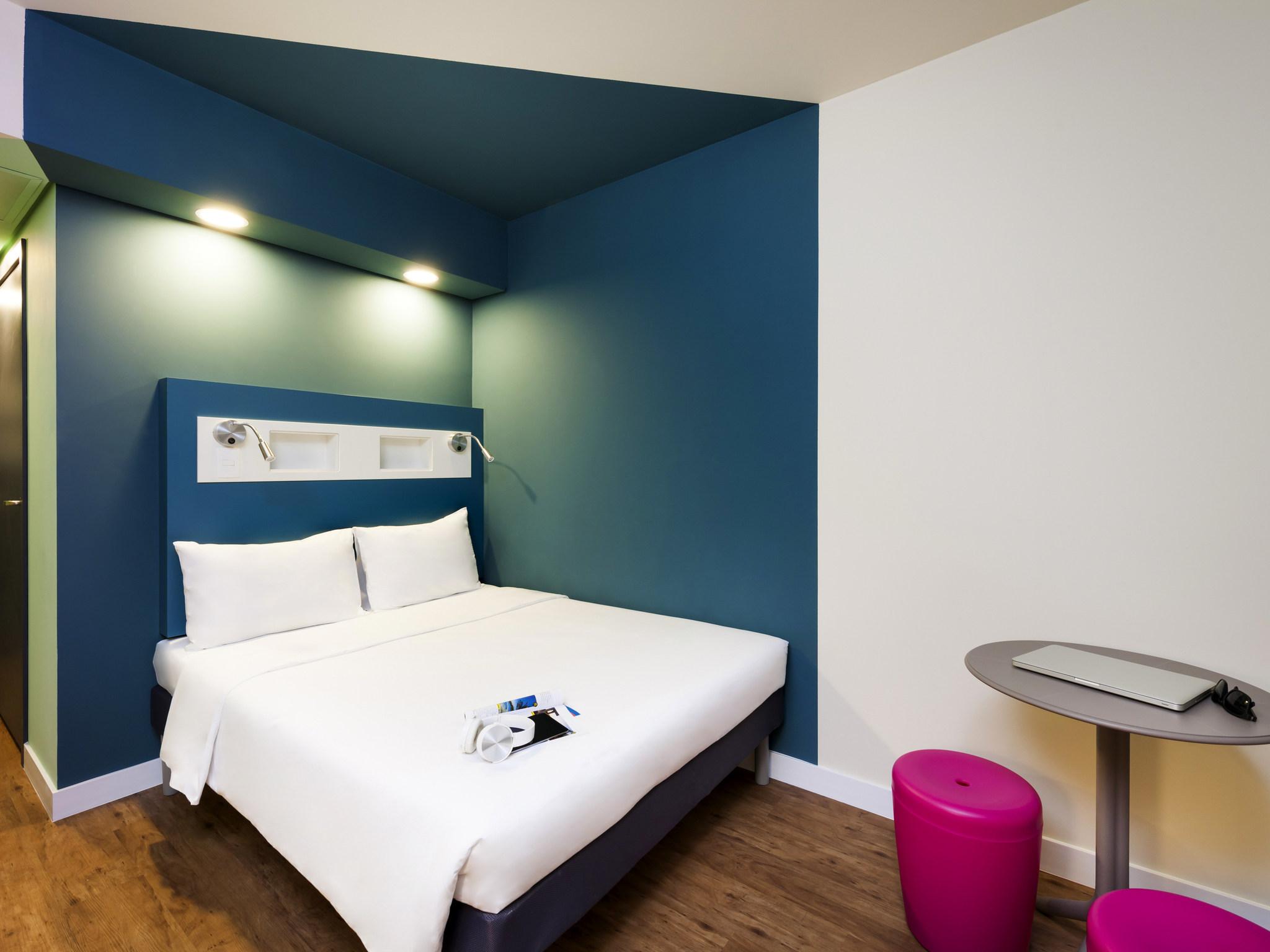 โรงแรม – ibis budget Navegantes Itajai