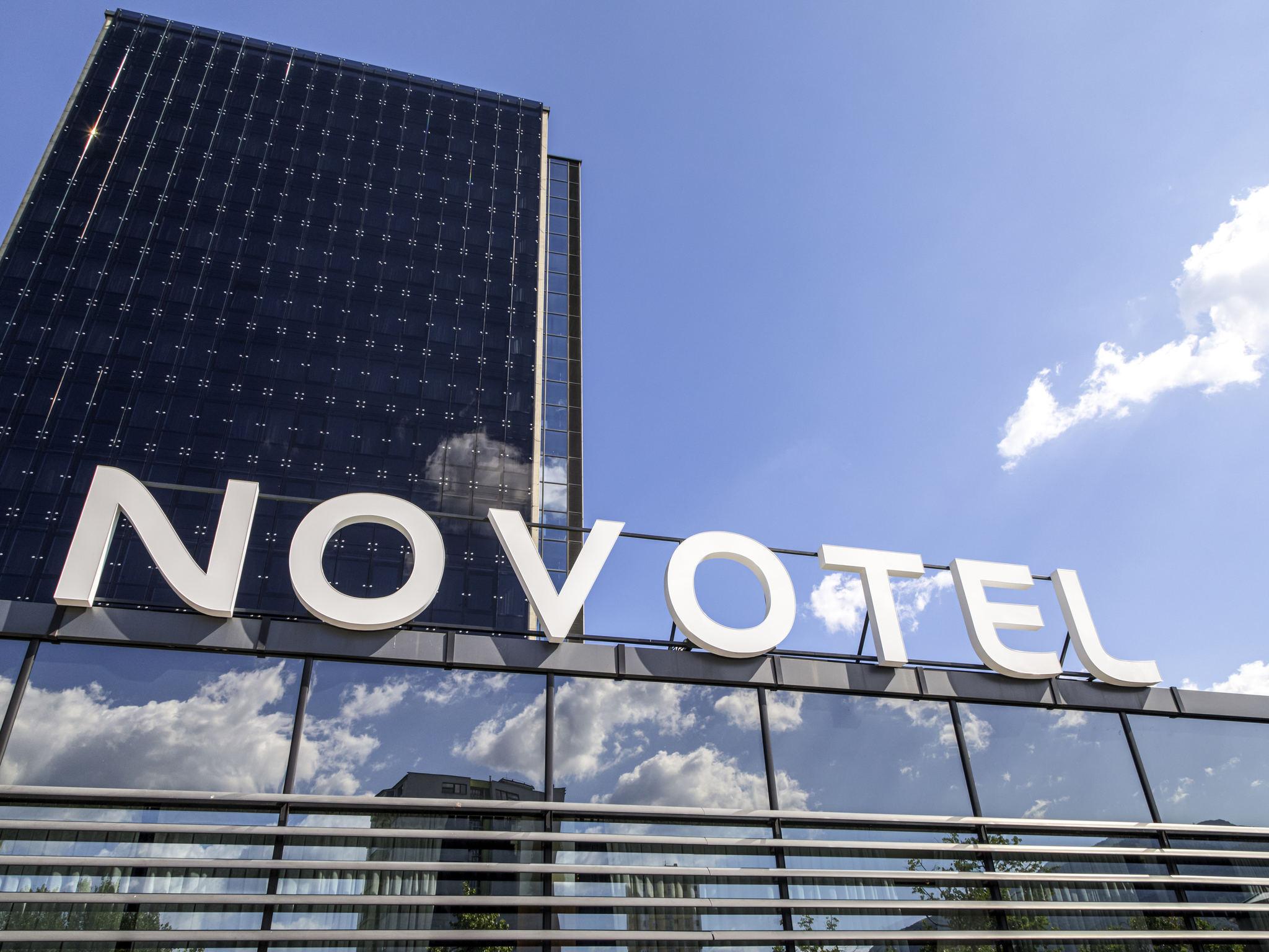 โรงแรม – Novotel Sarajevo Bristol