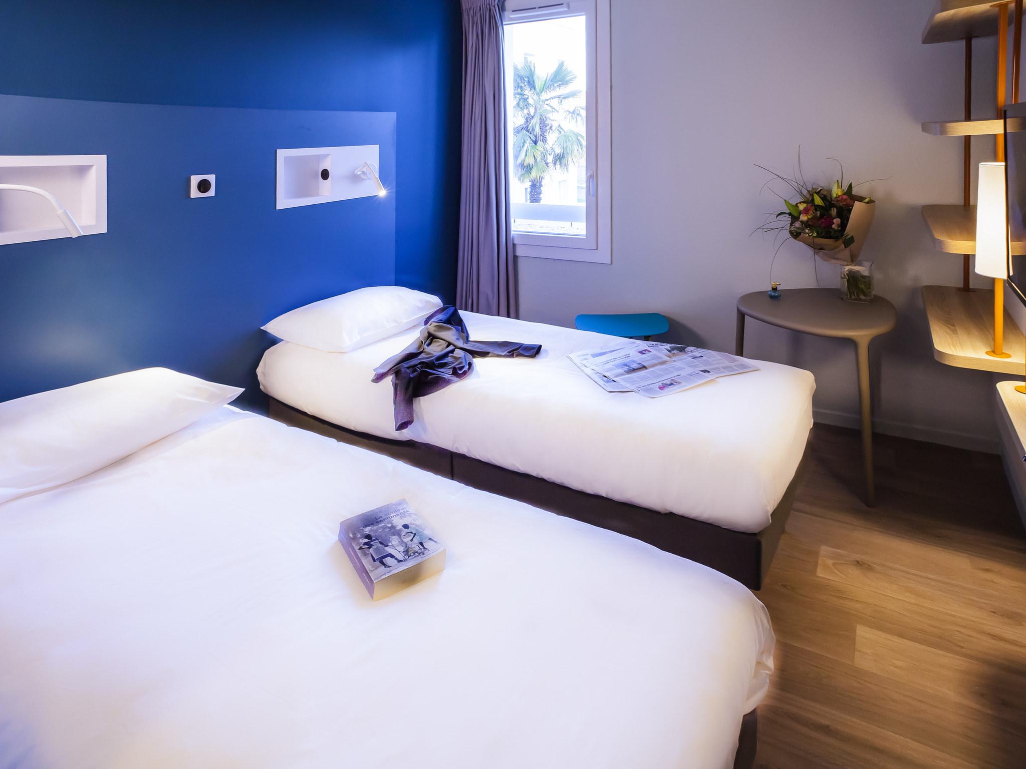 Отель — ibis budget Bordeaux Lormont