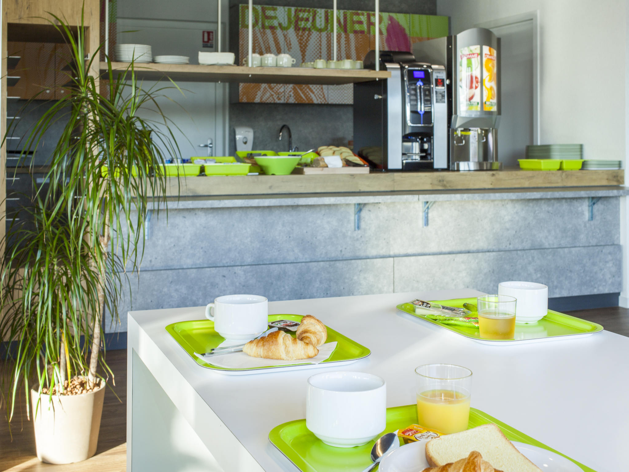 Hotel in LORMONT - ibis budget Bordeaux Lormont