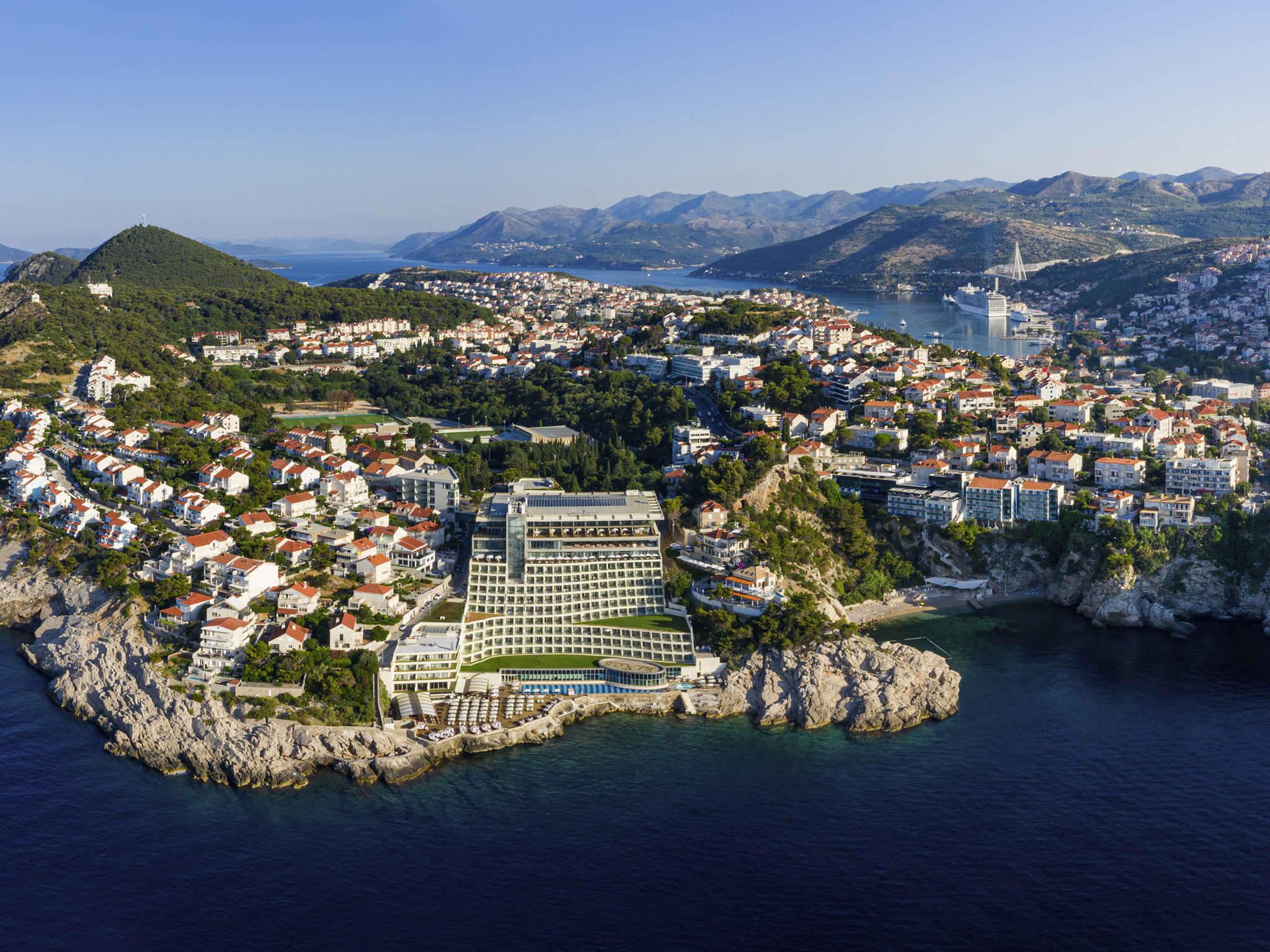 โรงแรม – Rixos Libertas Dubrovnik