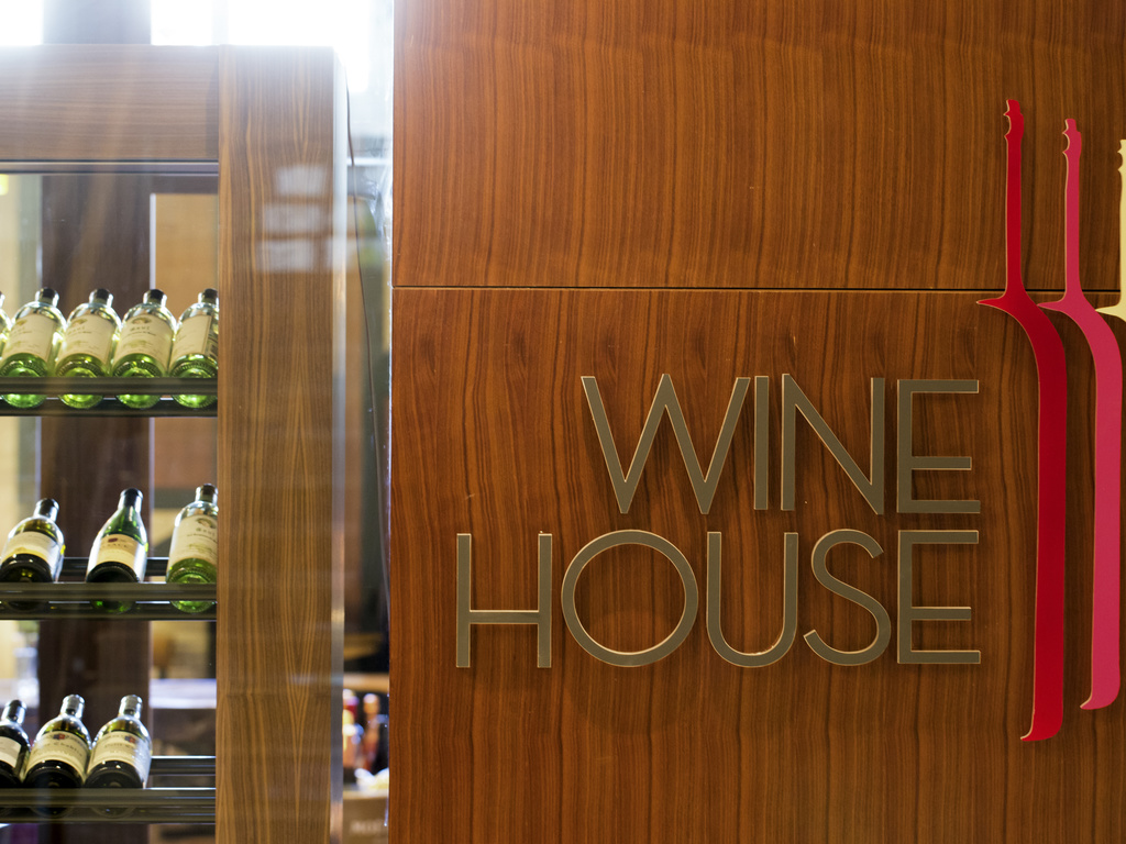 restaurant WINE HOUSE